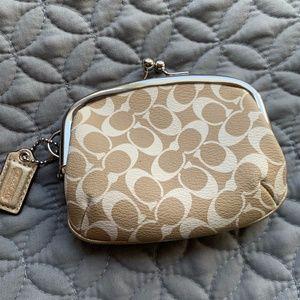 Fantastic Condition - Coach change purse